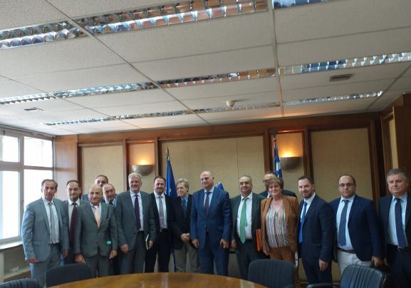 a4659d78dcf Συνάντηση της Συντονιστικής Επιτροπής Δικηγορικών Συλλόγων Ελλάδος με την  νέα πολιτική ηγεσία του Υπουργείου Δικαιοσύνης