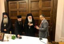 Ο Αγιασμός για την έναρξη του Νέου Δικαστικού Έτους στον Δικηγορικό Σύλλογο Αθηνών από τον Αρχιεπίσκοπο Ιερώνυμο