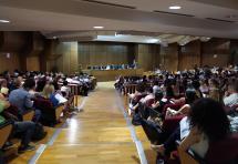 Πραγματοποιήθηκε η 1η ενημερωτική εκδήλωση του ΔΣΑ  για το νέο Ποινικό Κώδικα