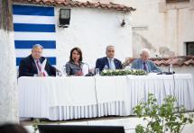 Με μεγάλη επιτυχία πραγματοποιήθηκε η εκδήλωση της Ολομέλειας των Προέδρων των Δικηγορικών Συλλόγων για τα Συντάγματα της Επαναστατικής Περιόδου στο Άστρος (vids+pics)