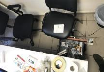 Διάρρηξη στα γραφεία του ΔΣΑ