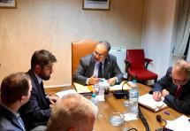 Θέματα που απασχολούν το Δικηγορικό Σώμα ετέθησαν από τη Συντονιστική Επιτροπή των Δικηγορικών Συλλόγων στον Υπουργό Δικαιοσύνης