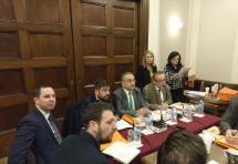 Συνεδρίαση της Ολομέλειας των Προέδρων των Δικηγορικών Συλλόγων, παρουσία του Υπουργού Δικαιοσύνης και του Γ.Γ. του Υπουργείου