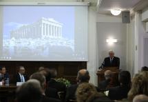 Παρουσία του Προέδρου της Δημοκρατίας η πανηγυρική, εναρκτήρια συνεδρίαση της Πανελλήνιας Επιτροπής Επανένωσης των Γλυπτών του Παρθενώνα