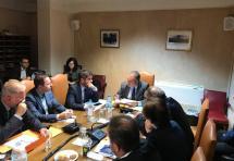 Ο υπουργός Δικαιοσύνης στην συνεδρίαση της Συντονιστικής Επιτροπής της Ολομέλειας των Δικηγορικών Συλλόγων Ελλάδος