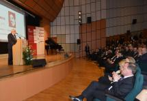 14ο Πανελλήνιο Συνέδριο Δικηγορικών Συλλόγων: Με ομιλία του Προέδρου της Δημοκρατίας και του Προέδρου της Ολομέλειας των Δικηγορικών Συλλόγων ξεκίνησαν οι εργασίες