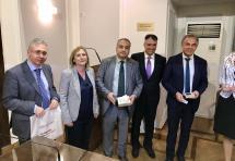 Επίσκεψη Αυστριακών δικαστικών λειτουργών στον Δικηγορικό Σύλλογο Αθηνών