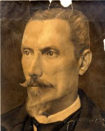 Έσσλιν Κωνσταντίνος (1909 – 1910)