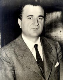 Παπαγεωργίου Μένης (1955 – 1961)